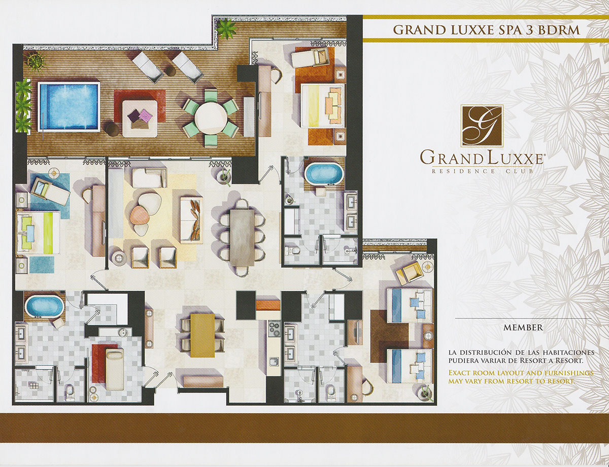 Floor Plans - Grand Luxxe Residence